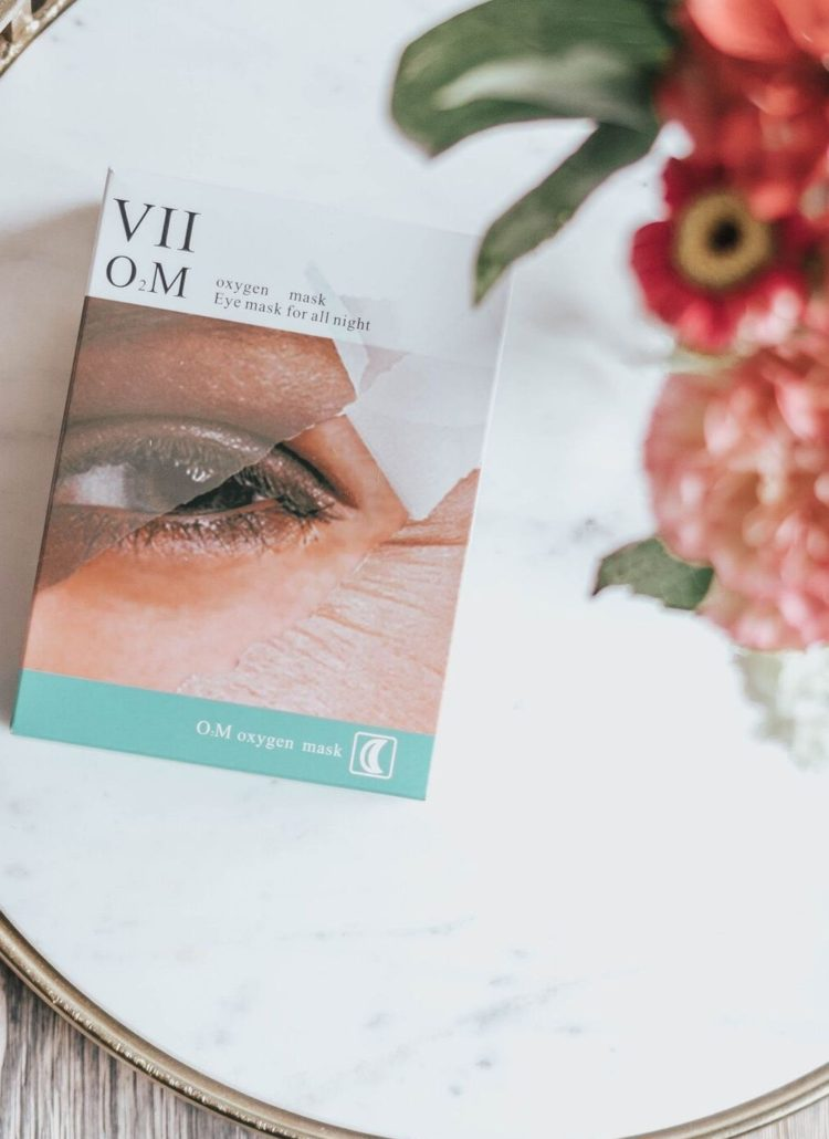 vii code eye mask review