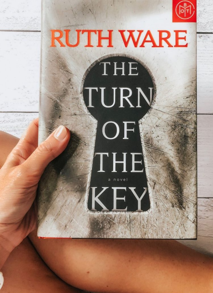 The Turn of the Key by Ruth Ware book review
