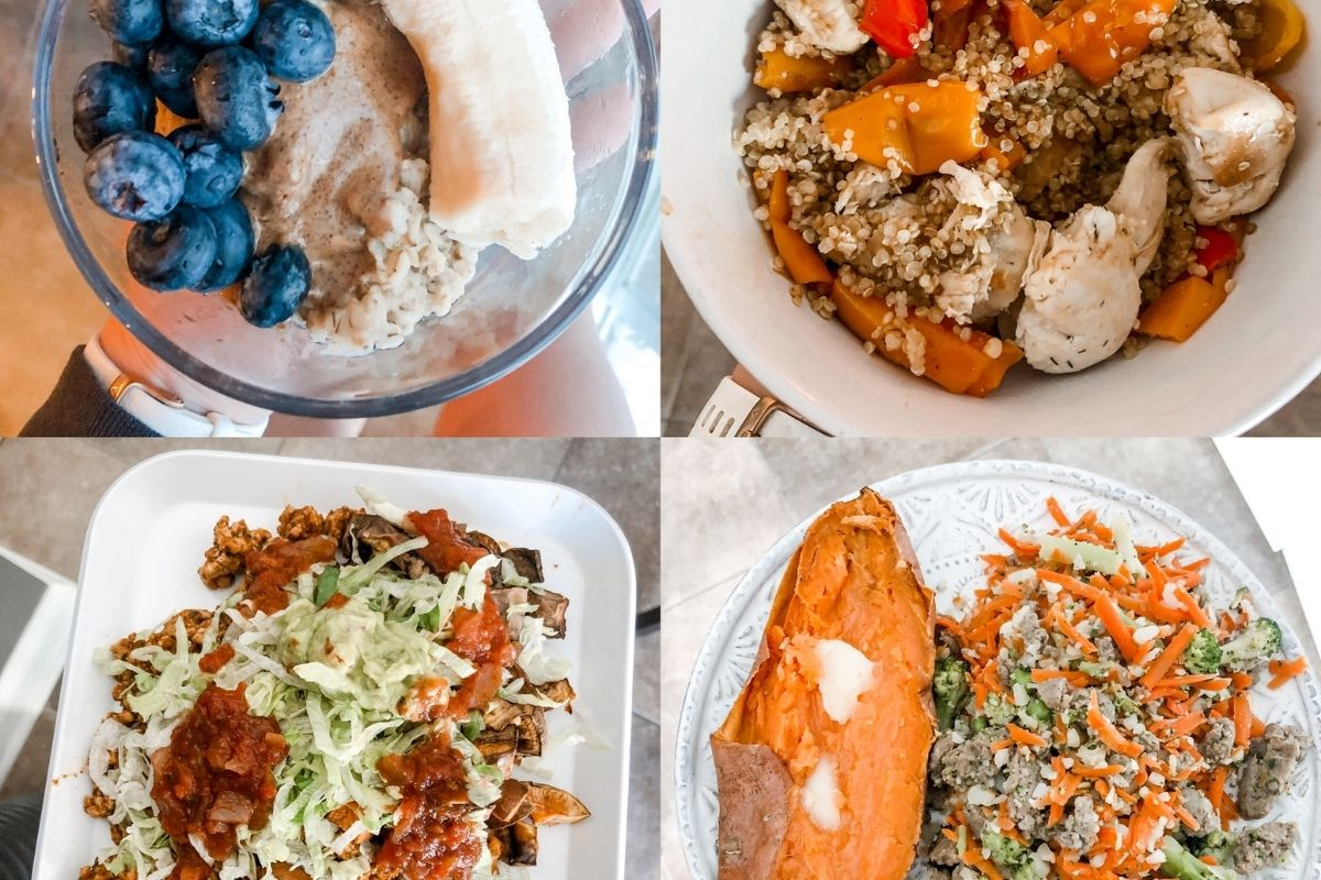 Low Calorie Meal Prep: What I Eat in a Week