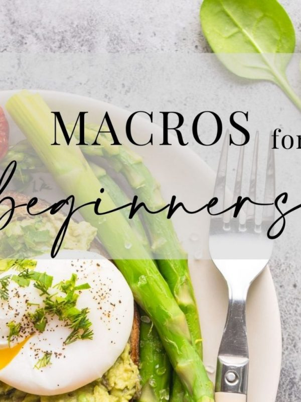 how to calculate macros for beginners for weight loss