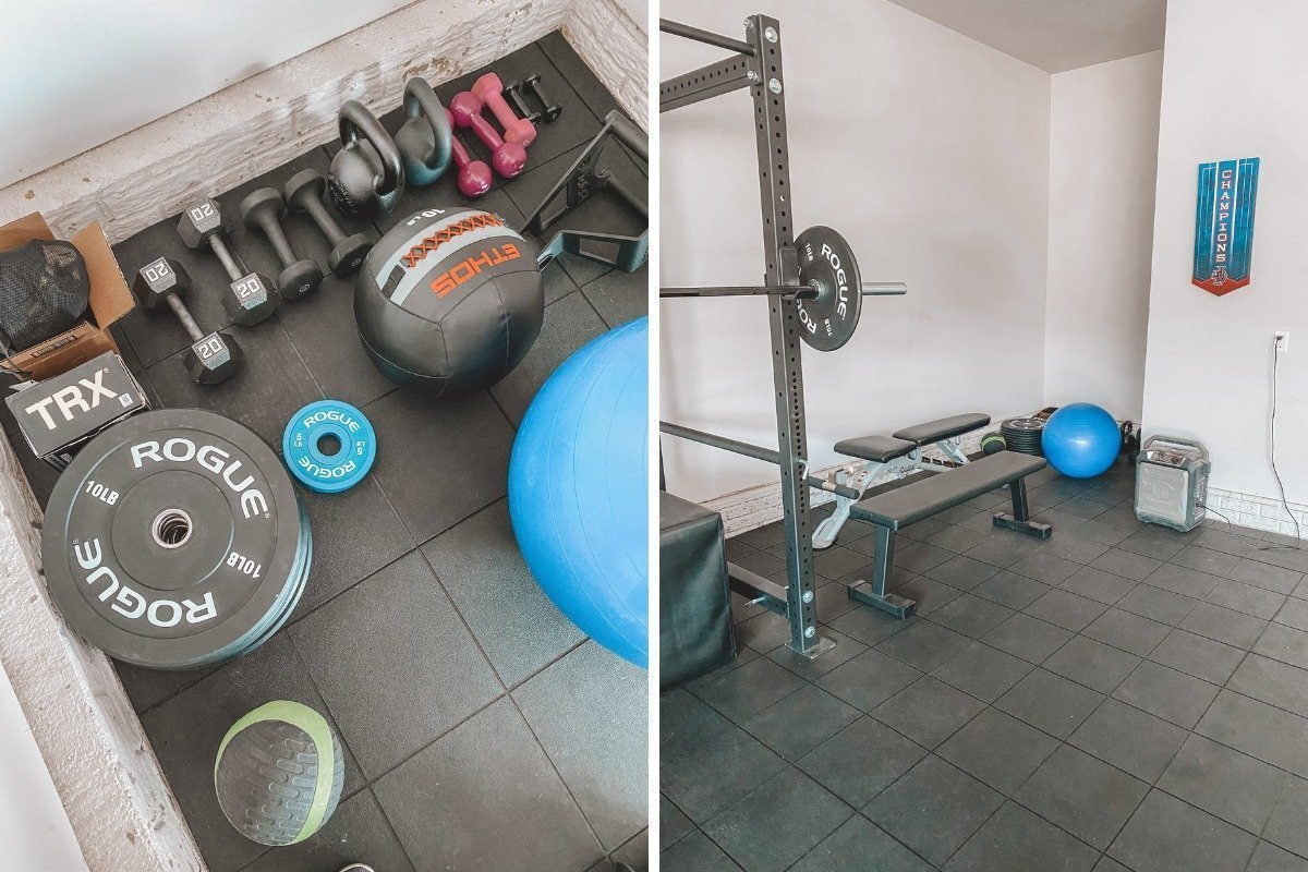 affordable home gym equipment