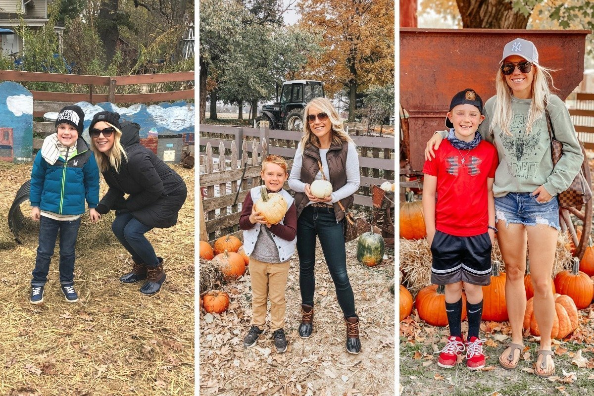 what to do with your kids in the fall